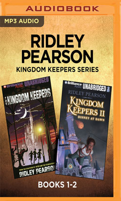 Ridley Pearson Kingdom Keepers Series: Books 1-2