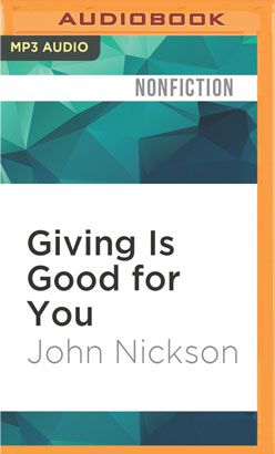 Giving Is Good for You