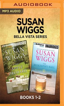 Susan Wiggs Bella Vista Series: Books 1-2