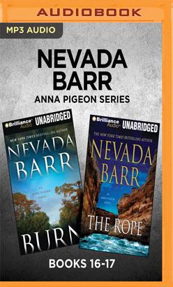 Nevada Barr Anna Pigeon Series: Books 16-17