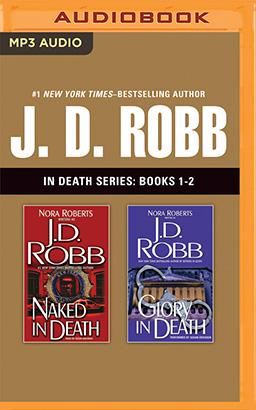 J. D. Robb - In Death Series: Books 1-2