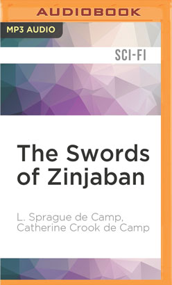 Swords of Zinjaban, The