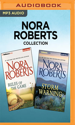 Nora Roberts Collection - Rules of the Game & Storm Warning