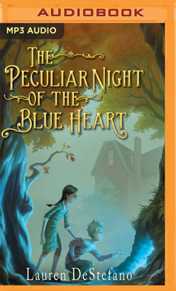 Peculiar Night of the Blue Heart, The