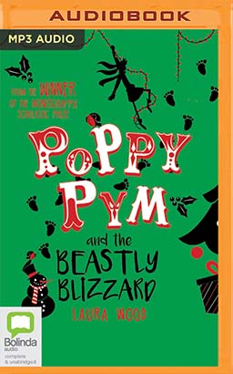Poppy Pym and the Beastly Blizzard