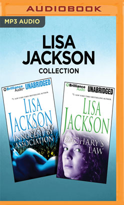 Lisa Jackson Collection - Innocent by Association & Zachary's Law