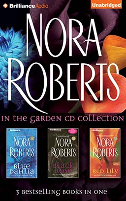 Nora Roberts In the Garden CD Collection