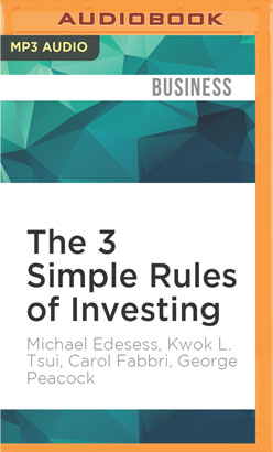 3 Simple Rules of Investing, The