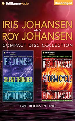 Iris and Roy Johansen CD Collection