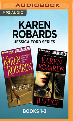 Karen Robards Jessica Ford Series: Books 1-2