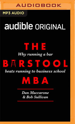 Barstool MBA, The