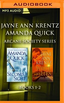 Jayne Ann Krentz/Amanda Quick - Arcane Society Series: Books 1-2