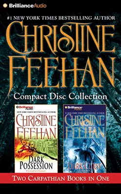 Christine Feehan CD Collection