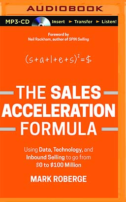 Sales Acceleration Formula, The