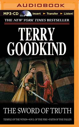 Sword of Truth, Boxed Set II, Books 4-6, The