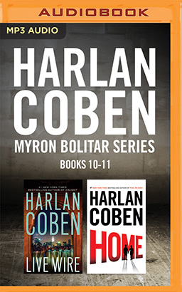 Harlan Coben Myron Bolitar Series: Books 10-11