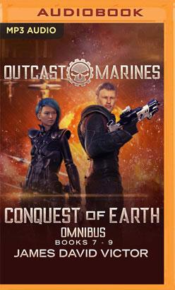 Conquest of Earth Omnibus