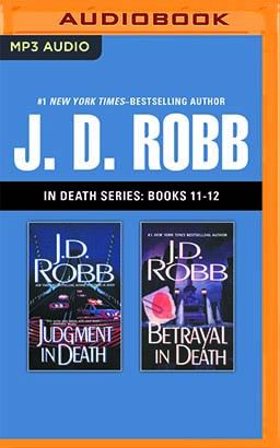 J. D. Robb - In Death Series: Books 11-12