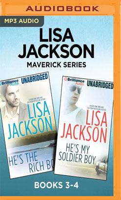 Lisa Jackson Maverick Series: Books 3-4