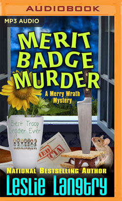 Merit Badge Murder