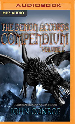 Demon Accords Compendium, Volume 1, The