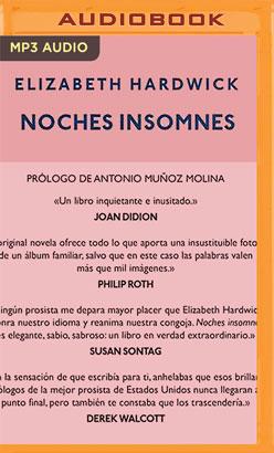 Noches Insomnes (Narración en Castellano)