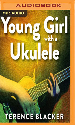 Young Girl With a Ukulele