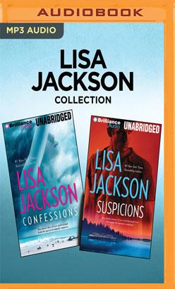 Lisa Jackson Collection - Confessions & Suspicions