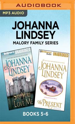 Johanna Lindsey Malory Family Series: Books 5-6