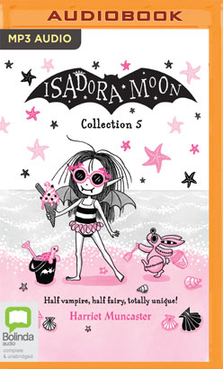 Isadora Moon Collection 5