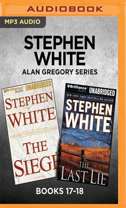 Stephen White Alan Gregory Series: Books 17-18