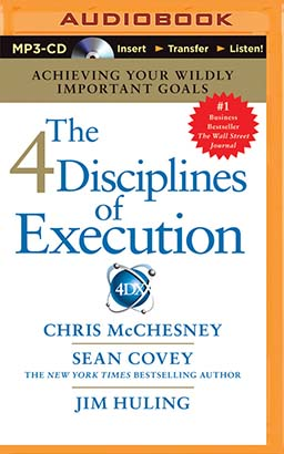 4 Disciplines of Execution, The