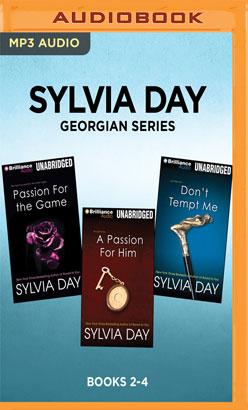 Sylvia Day Georgian Series: Books 2-4