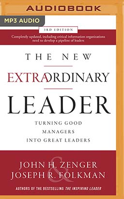 New Extraordinary Leader, 3rd Edition, The