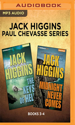 Jack Higgins - Paul Chevasse Series: Books 3-4