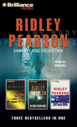 Ridley Pearson CD Collection 2