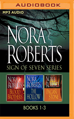 Nora Roberts - Sign of Seven Series: Books 1-3