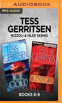 Tess Gerritsen Rizzoli & Isles Series: Books 8-9