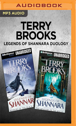Terry Brooks Legends of Shannara Duology