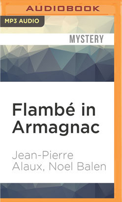 Flambé in Armagnac