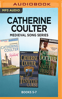 Catherine Coulter Medieval Song Series: Books 5-7