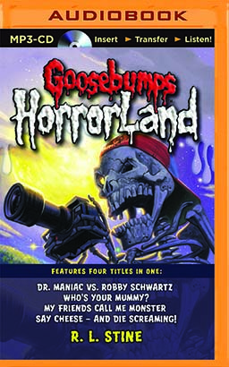 Goosebumps HorrorLand Boxed Set #2