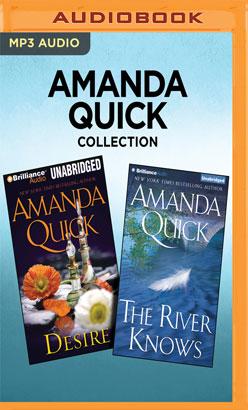 Amanda Quick Collection - Desire & The River Knows