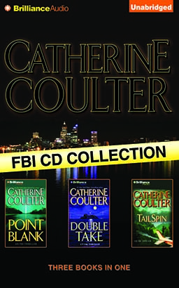 Catherine Coulter FBI CD Collection 2