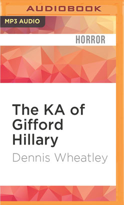 KA of Gifford Hillary, The