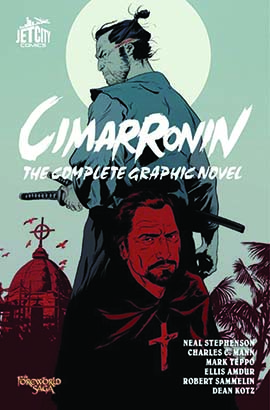 Cimarronin: The Complete Graphic Novel