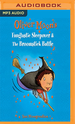 Fangtastic Sleepover & The Broomstick Battle