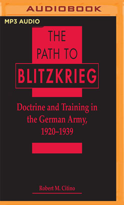Path to Blitzkrieg, The