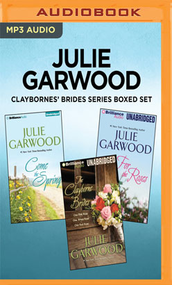 Julie Garwood Claybornes' Brides Series Boxed Set