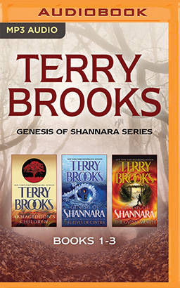 Terry Brooks - Genesis of Shannara Series: Books 1-3